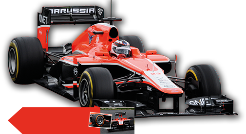 rentaformula1car.eu - the highlight for your event!